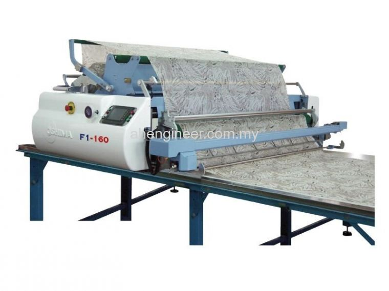 F1-Series Automatic Spreading Machine for Garment and Appare
