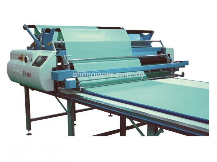 F8-Series Automatic PVC Spreading Machine