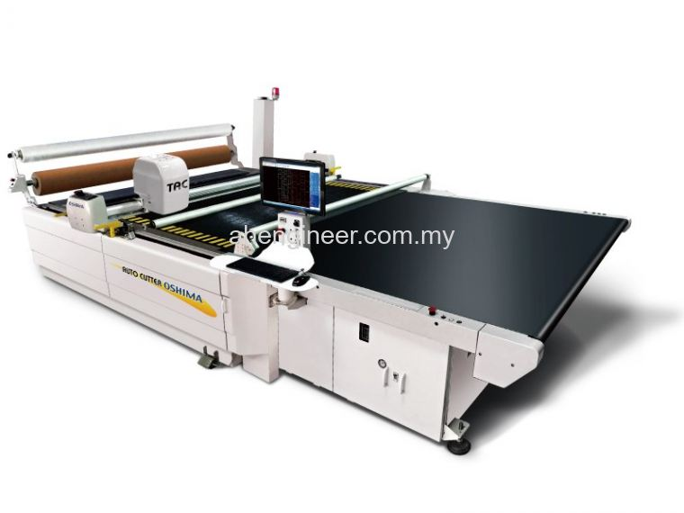TAC-SERIES CNC ROUTER - HIGH SPEED INTELLIGENT CUTTING SYSTE