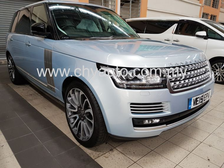 LAND ROVER RANGE ROVER VOGUE 5.0