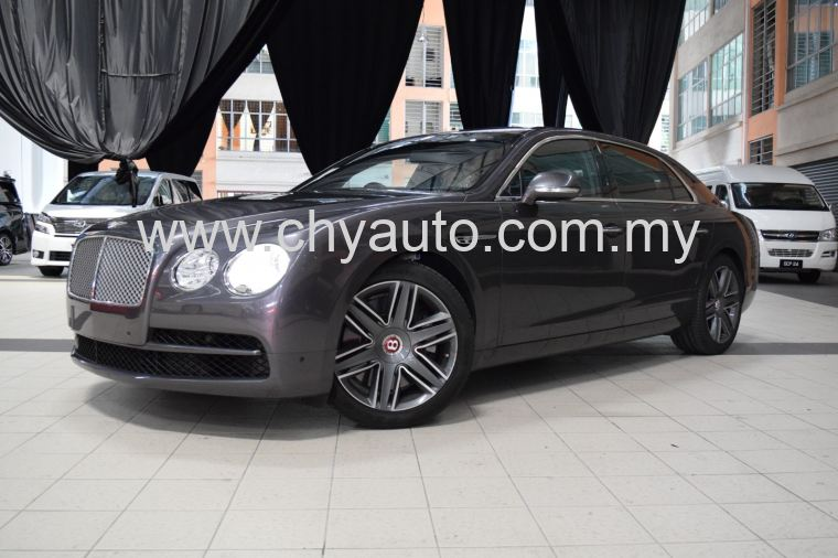 BENTLEY FLYING SPUR 4.0 V8 TWIN TURBO