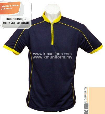 Custom Made Polo Tee Uniform (47)