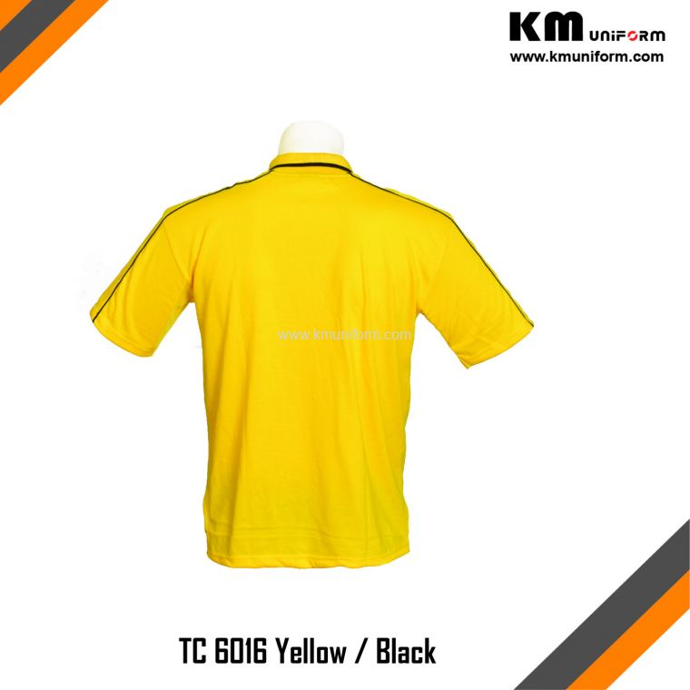 Uniform TC 6016 back