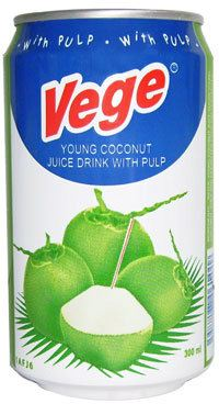 Coconut with Pulp 300ml