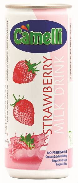 Strawberry Milk 240ml