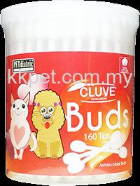 Cluve Buds - 100% Anti Microbial 160 Tips