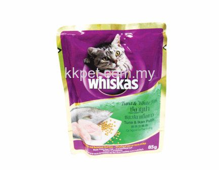 Whiskas Tuna & White Fish