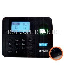 Fingerprint Attendance Machine MOA EZ-TOUCH