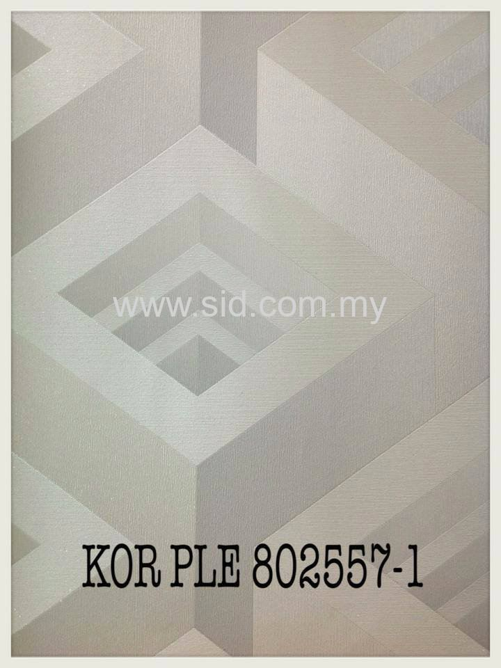 PLE 3D Effect Korean Wallpaper