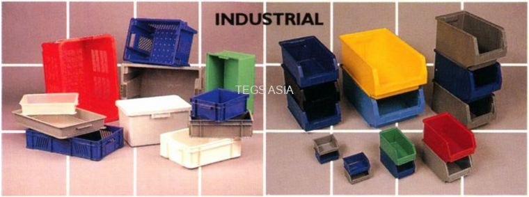 Stackable Storage Containers