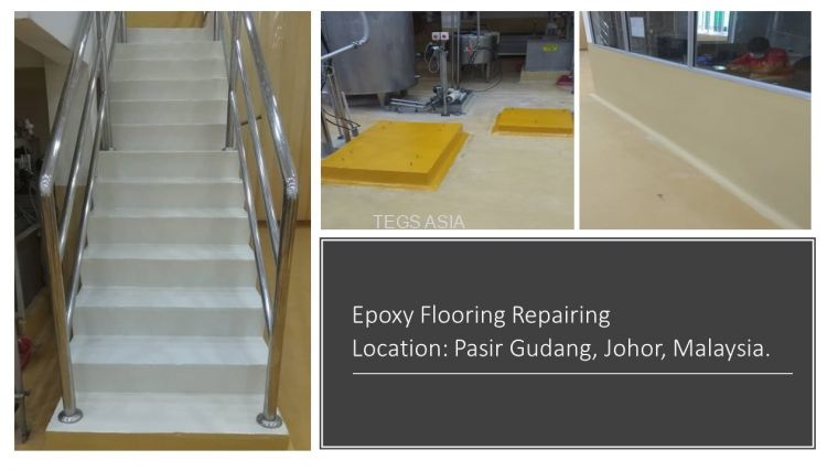 Epoxy Flooring Repair