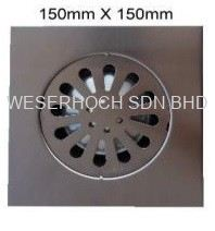 304 Stainless Steel Floor Trap FT150