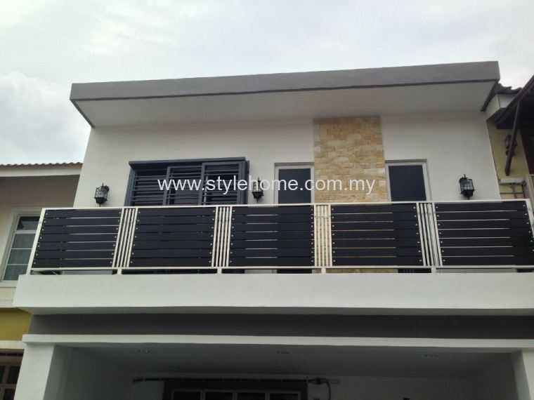 Extraordinary Balcony Design Malaysia Picture Pictures
