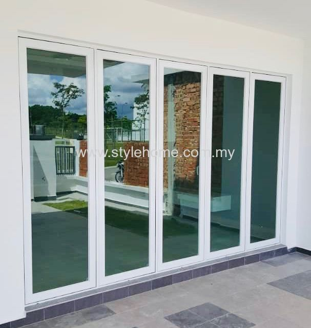 Aluminium Doors, Window, Folding Aluminium Doors and Office