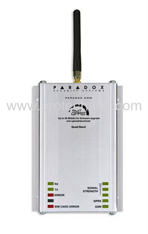 PCS250 - Paradox GPRS & GSM Communicator module