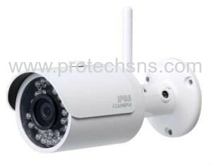 HFW1200S-W 2MP Infrared Outdoor Bullet Wi-Fi IP Camera
