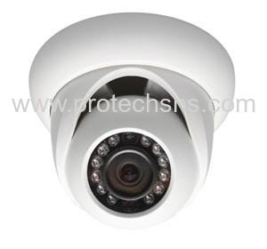 HDW1000S 1MP Infrared Dome Network IP Camera