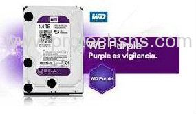 Western Digital 1000GB Branded HDD for Surveillance