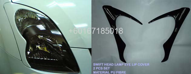 suzuki swift lamp lip cover