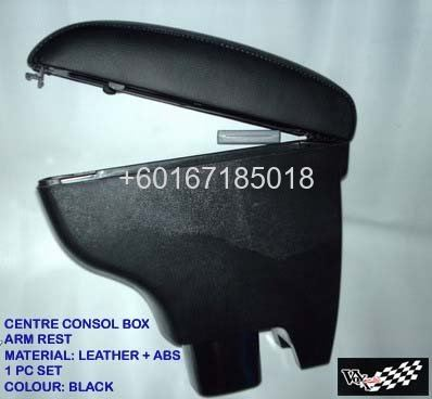 suzuki swift SPORT arm rest leather