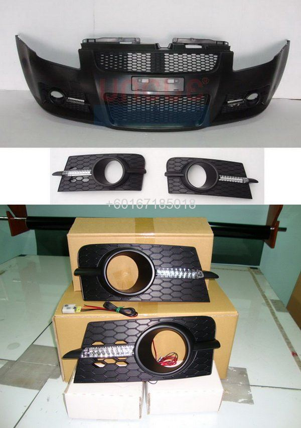 SWIFT SPORT FOG LAMP COVER GTR DAYLIGHT