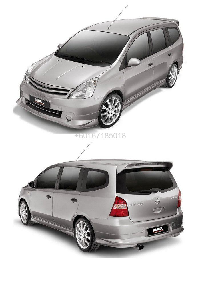 NISSAN GRAND LIVINA BODYKIT IMPUL