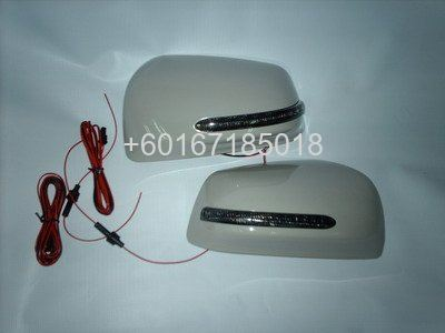 Proton Inspira Side Mirror Cover With Indicator Light
