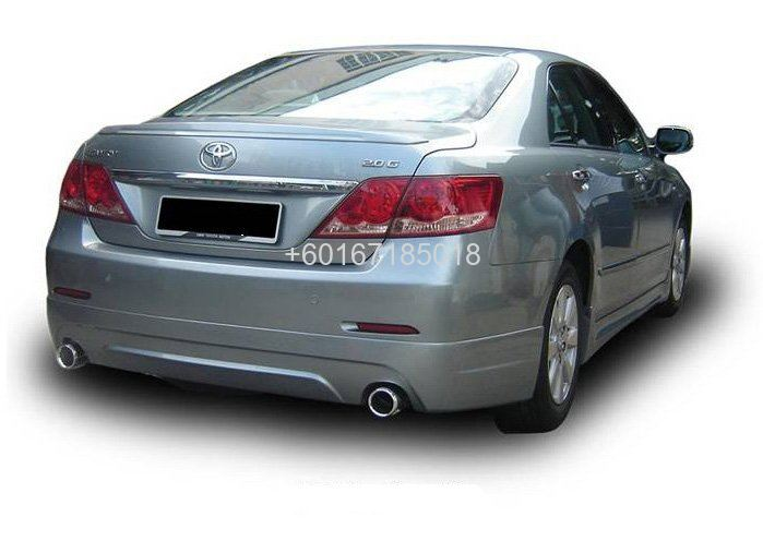 toyota camry 2008 body kit toyota camry megan racing. Black Bedroom Furniture Sets. Home Design Ideas