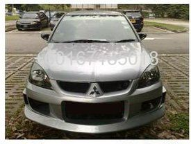 MITSUBISHI LANCER CS3 BODYKIT CHARGE SPEED BUMPER