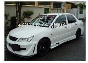 MITSUBISHI LANCER CS3 BODYKIT VOLTEX SIDE SKIRTING