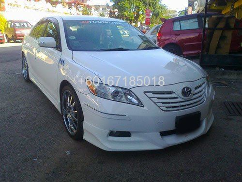 toyota camry bodykit 2009 jdm spec vox style bumper front lip on johor bahru jb malaysia toyota. Black Bedroom Furniture Sets. Home Design Ideas