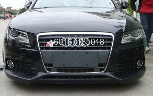 audi a4 b8 bodykit rieger bumper front lip on johor bahru. Black Bedroom Furniture Sets. Home Design Ideas