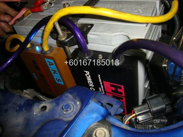 mitsubishi lancer GT power charger