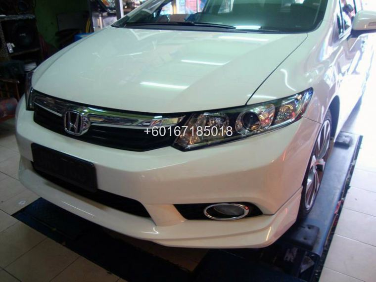 HONDA CIVIC 2012 MODULO  BODYKIT