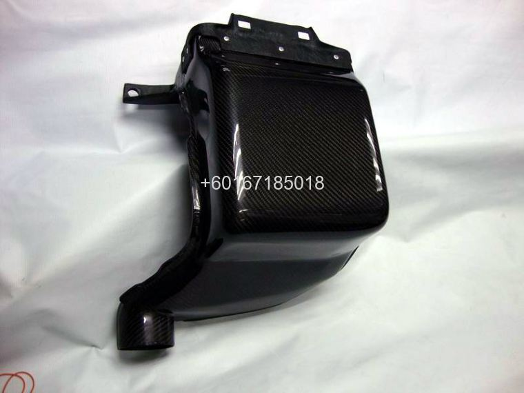 suzuki swift b-crew air box carbon fibre