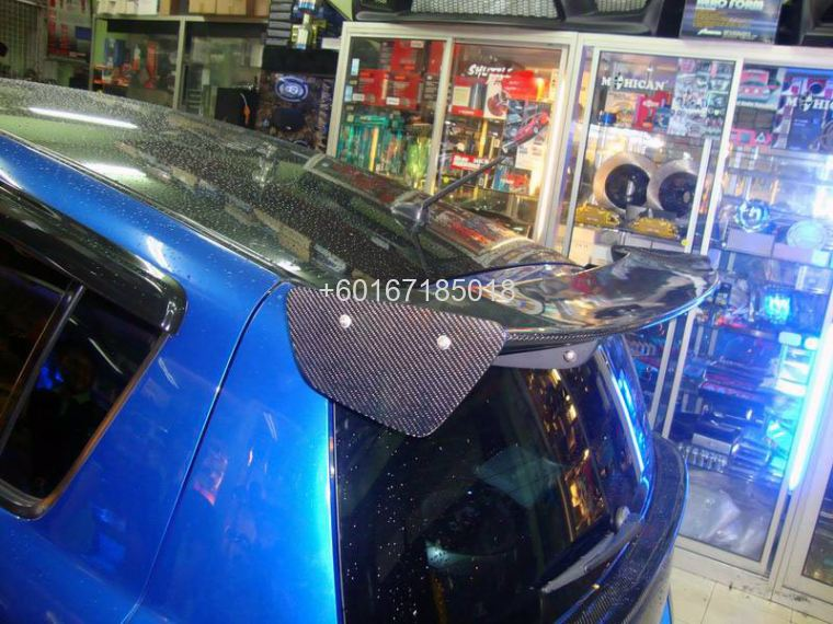 SUZUKI SWIFT zc31s spoiler sunline racing