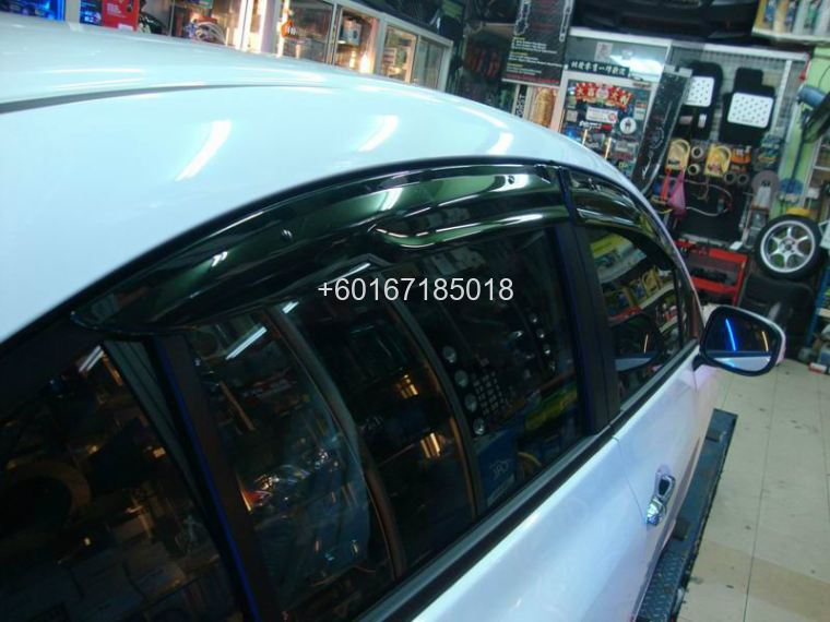 HONDA CIVIC 2012 DOOR VISOR MODULO