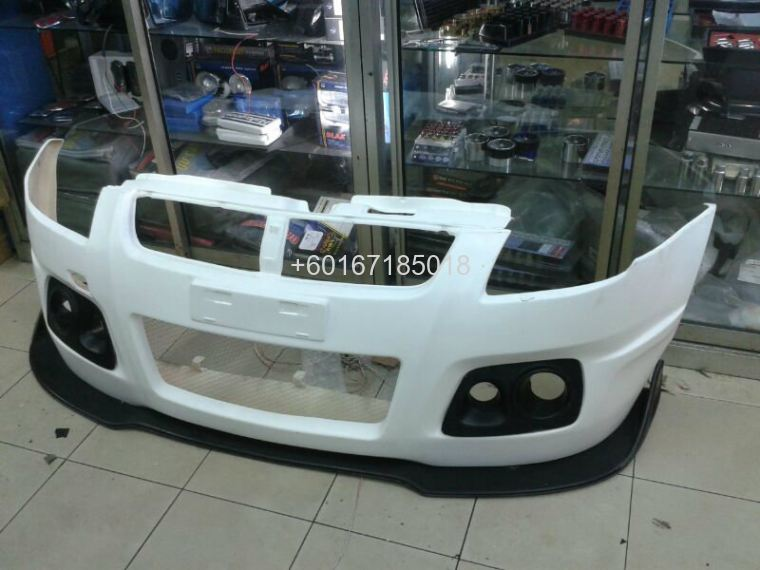 SUZUKI SWIFT BODYKIT TM SQUARE