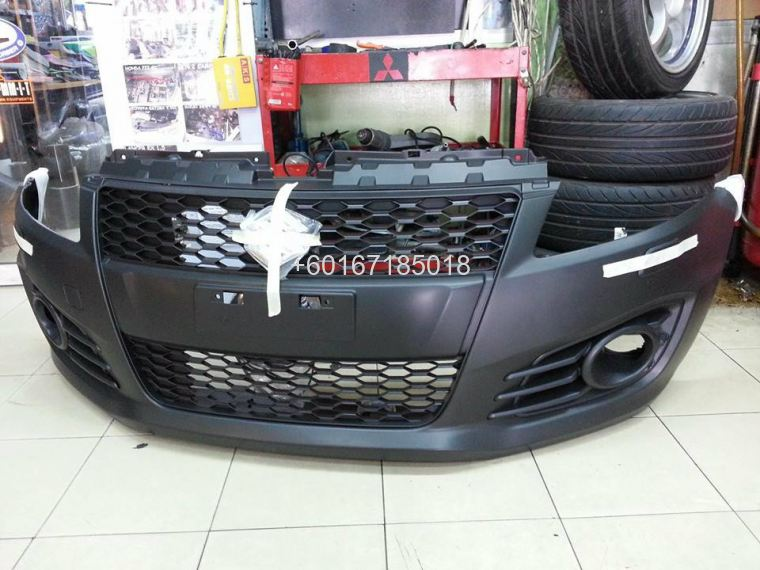 SUZUKI SWIFT 2013 SPORT BODYKIT