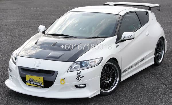 HONDA CRZ JSRACING BODYKIT