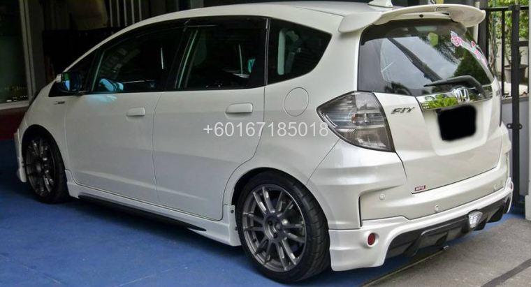 2013 Honda Jazz Hybrid Bodykit Mugen Rs Johor Bahru Jb
