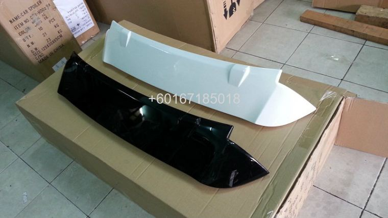 HONDA JAZZ 2013 RS SPOILER ABS