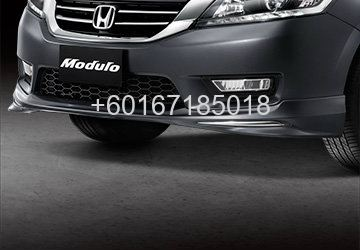 2013 HONDA ACCORD BODYKIT MODULO