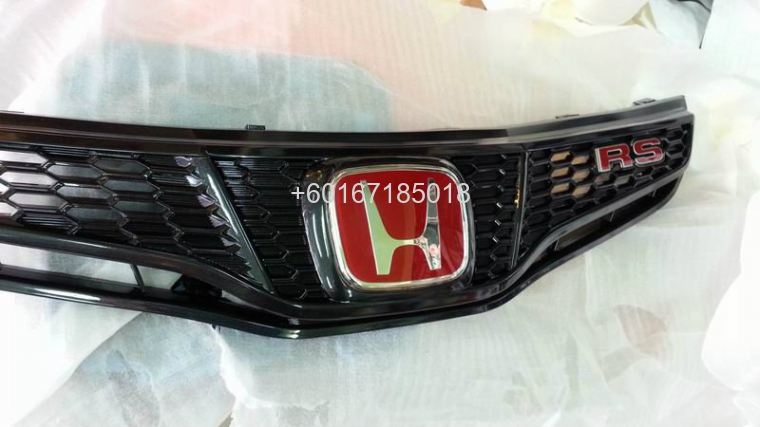 2013 honda jazz grille rs 2013