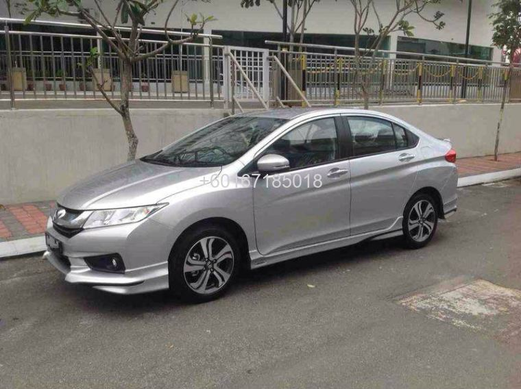 HONDA CITY 2014 BODYKIT MODULO