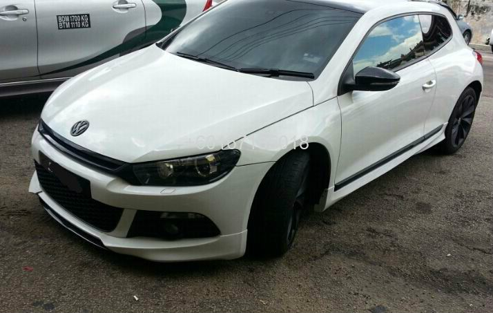 volkswagen scirocco oettinger bodykit pu johor bahru jb. Black Bedroom Furniture Sets. Home Design Ideas