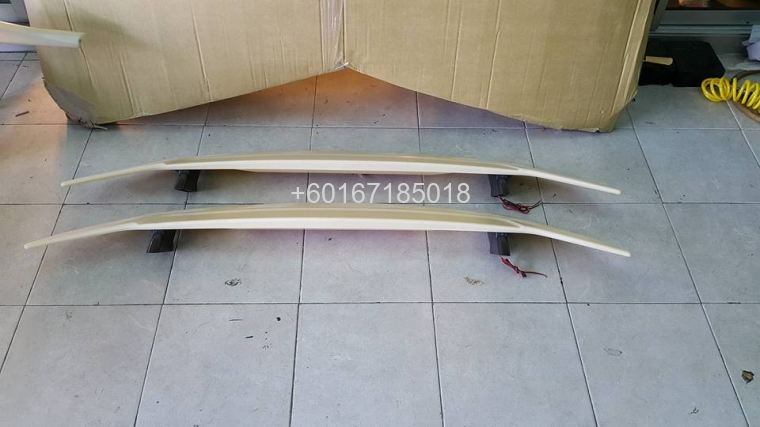 2016 honda civic fc spoiler si abs new