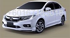 2017 2018 honda city modulo bodykit modulo new set