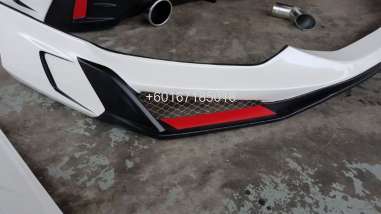2017 2018 honda city bodykit drive68 ppu new