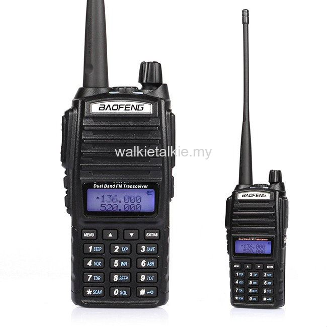 Baofeng UV-82 Dual Band UHF VHF Walkie Talkie